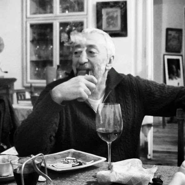 Special Tasting with Eko Glonti of Lagvinari in Rome
