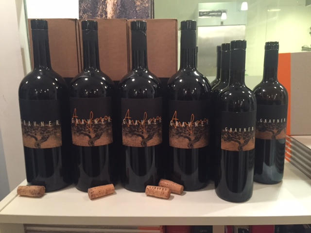Verticacl Tasting of Gravner Qvevri Wines