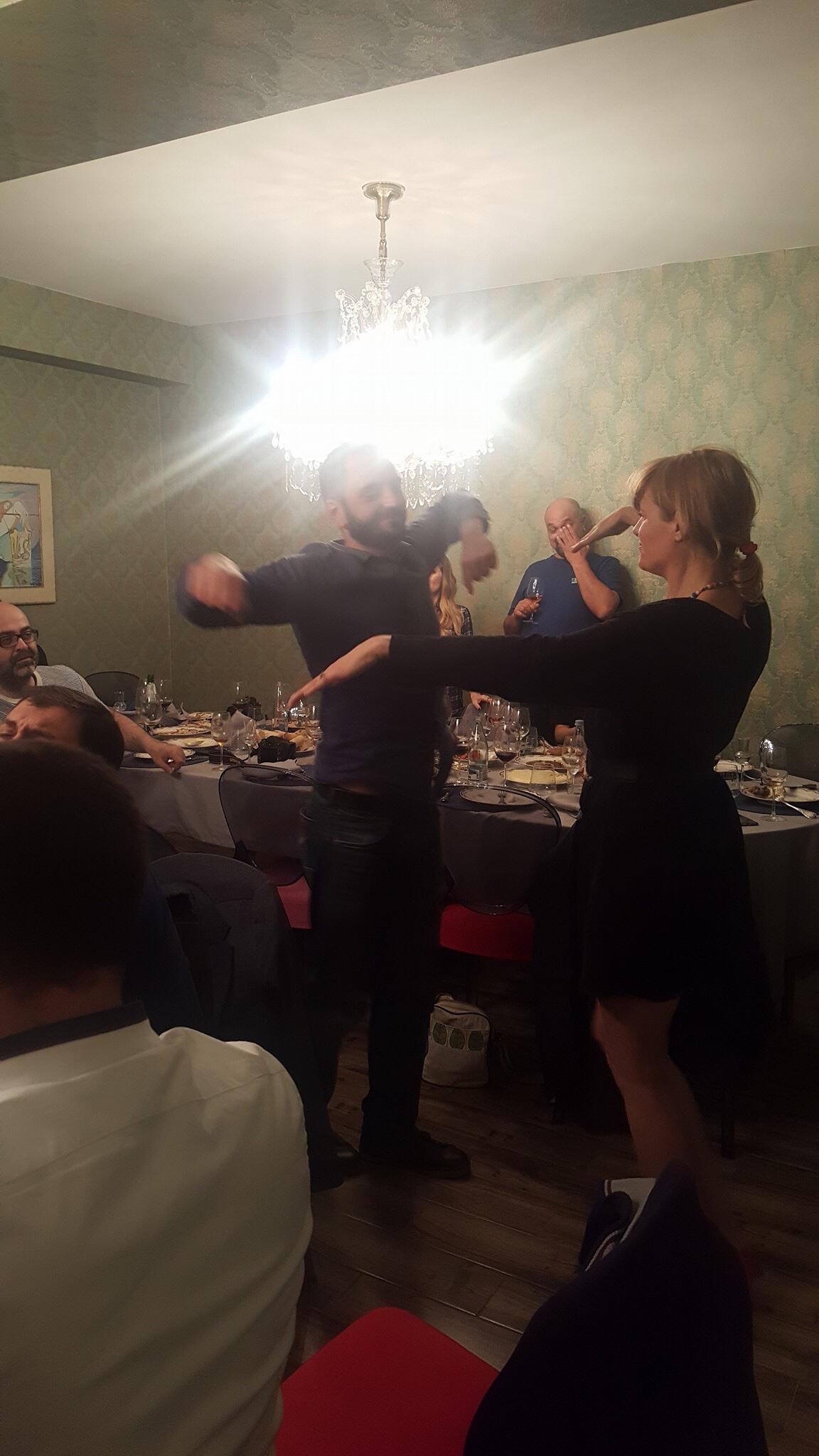 Dancing at Bina 37